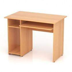 Стол компьютерный № 1 Канц СК24.10, 1000*600*750, бук невский