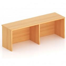 Надстройка на стол компьютерный Канц НК38.10, 1000*280*360, бук невский