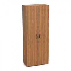 Шкаф для одежды Канц ШК40.9, 700*350*1830, орех пирамидальный