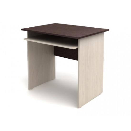 Стол компьютерный № 2 Канц СК25.24, 800*600*750, венге/дуб молочный