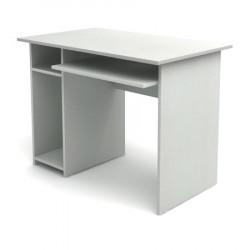 Стол компьютерный №1 Канц СК24.20, 1000*600*750, пепел