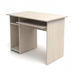 Стол компьютерный № 1 Канц СК24.15, 1000*600*750, дуб молочный