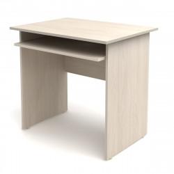 Стол компьютерный № 2 Канц СК25.15,  800*600*750, дуб молочный