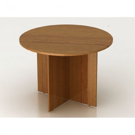 Стол круглый Монолит СМ17.3, D-1054*756, орех гварнери