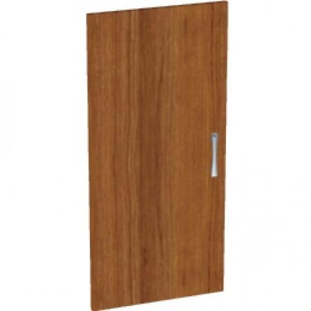 Дверь Монолит ДМ41.3, низкая, 1 шт, 365*16*792, орех гварнери