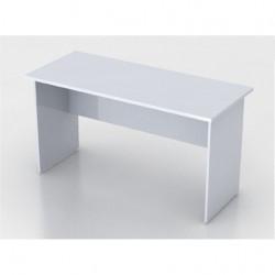 Стол письменный Монолит СМ22.11, 1404*604*756, серый