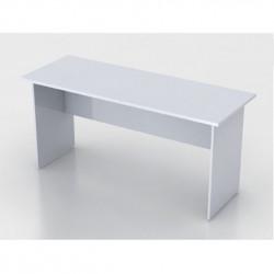 Стол письменный Монолит СМ23.11, 1604*604*756, серый