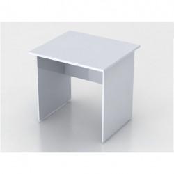 Стол письменный Монолит СМ20.11, 804*704*756, серый