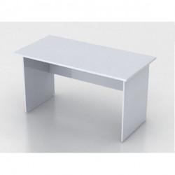 Стол письменный Монолит СМ2.11, 1404*704*756, серый