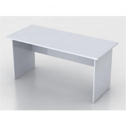 Стол письменный Монолит СМ3.11, 1604*704*756, серый