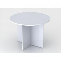 Стол круглый Монолит СМ17.11, D-1054*756, серый