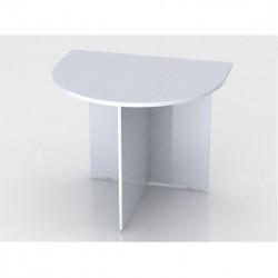 Приставка Монолит ПМ19.11, к столу переговоров, 904*702*756, серый