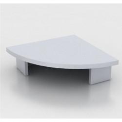 Подставка под монитор Монолит ПМ3.11, 404*404*122, серый