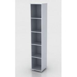 Колонка высокая Монолит КМ45.11, 374*390*2046, серый