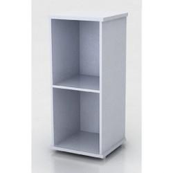 Колонка низкая Монолит КМ54.11, 374*390*870, серый