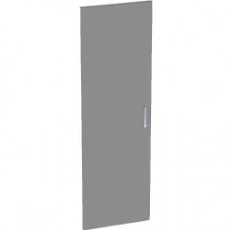 Дверь Монолит ДМ42.11, средняя, 1 шт, 365*16*1175, серый