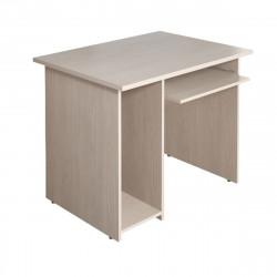 Стол компьютерный Монолит СМ15.15, 904*704*756, дуб молочный