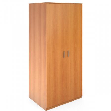 Шкаф для одежды Авантаж В-890, 2 двери, 714*598*1924, миланский орех, В-837+В-866