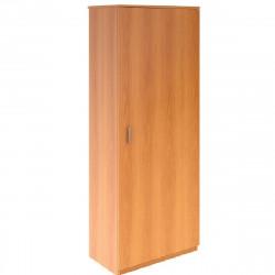Шкаф для одежды Авантаж В-891, узкий, 580*378*1924, миланский орех, В839+ВД-869+ВФ865
