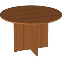 Стол для переговоров Арго А-029, 120*120*76, орех
