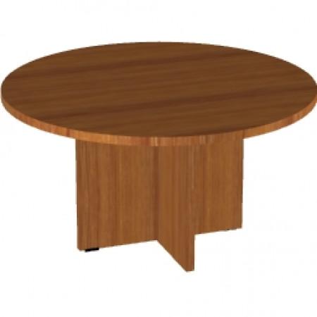 Стол для переговоров Арго А-039, 80*80*43, орех