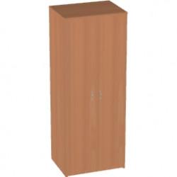 Шкаф для одежды Арго А-307, 77*58*200, груша арозо