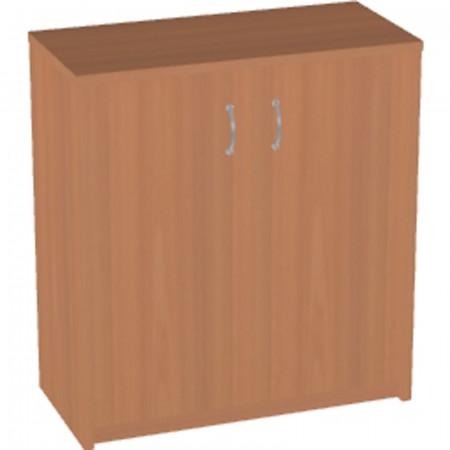 Шкаф низкий Арго, закрытый, 2 двери, 77*37*85, груша арозо
