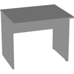 Стол письменный Арго А-001, 90*73*76, серый