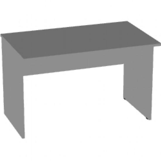 Стол письменный Арго А-002, 120*73*76, серый