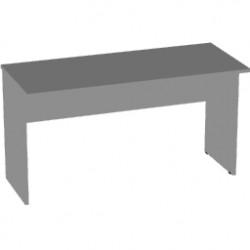 Стол письменный Арго А-003,60, 140*60*76, серый