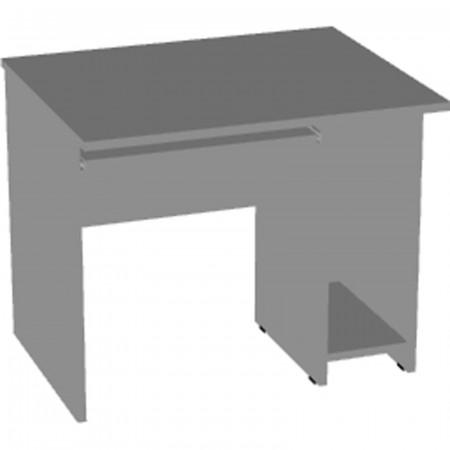 Стол компьтерный Арго А-012, 90*73*76, серый