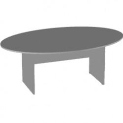 Стол для заседаний Арго А-028, 200*120*76, серый