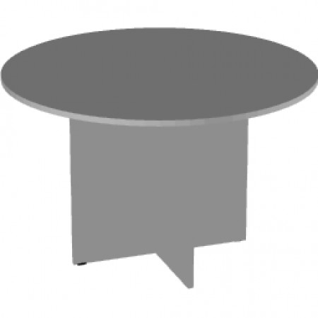 Стол для переговоров Арго А-029, 120*120*76, серый