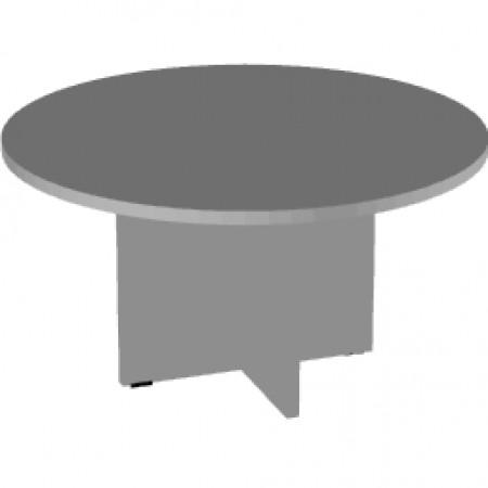 Стол для переговоров Арго А-039, 80*80*43, серый
