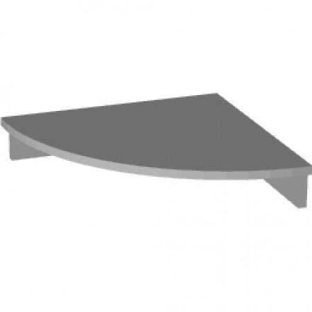 Надставка для монитора Арго А-505, 60*60*10, серый