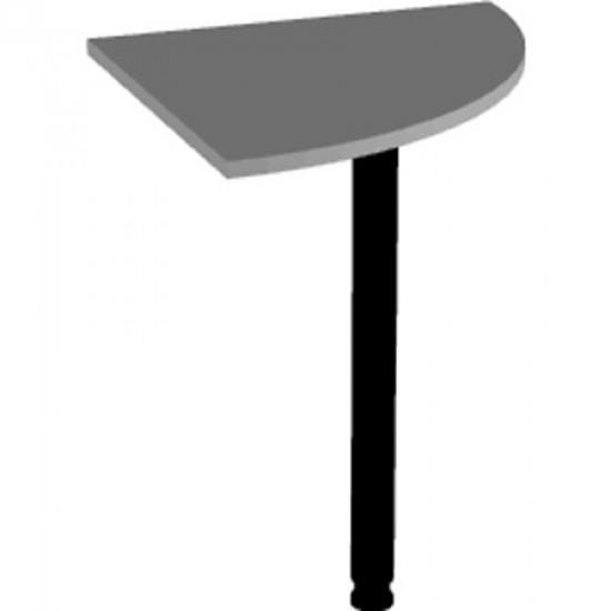Приставка Арго А036+опора, 60*60*750, серый