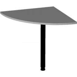 Приставка Арго А020+опора, 73*73*750, серый