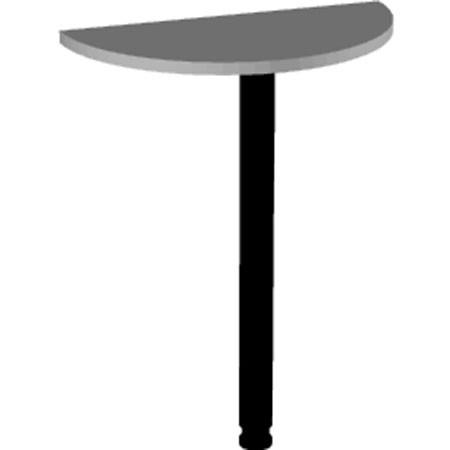 Приставка Арго А033+опора, 60*30*750, серый