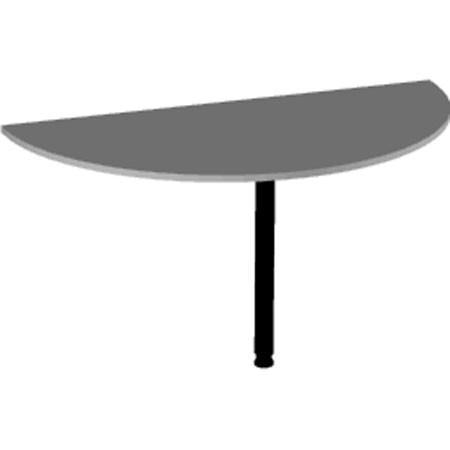 Приставка Арго А031+опора, 146*73*750, серый
