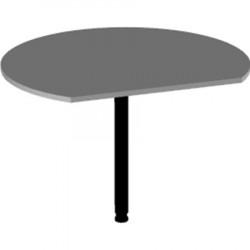 Приставка Арго А025+опора, 110*95*750, серый