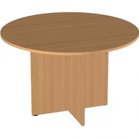 Стол для переговоров Арго А-029, 120*120*76, бук