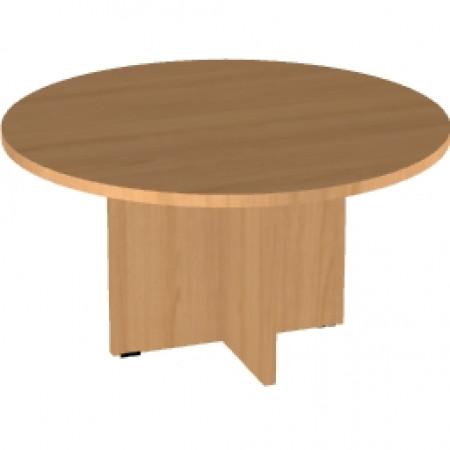 Стол для переговоров Арго А-039, 80*80*43, бук