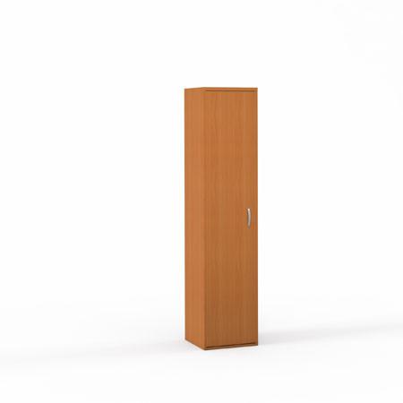 Шкаф средний Формула 359ФР, узкий, закрытый, 1 дверь, 41*45*148, ольха