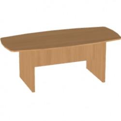 Стол для переговоров Формула 154ФР, 200*90*75, бук