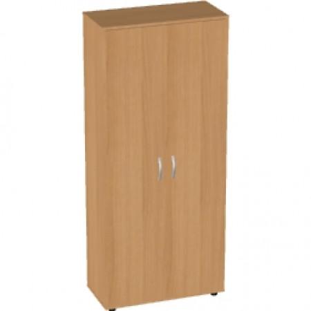 Шкаф для одежды Формула 301ФР, 2 двери, 80*38*186, бук