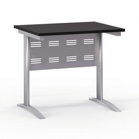 Стол письменный Формула 1204ФР, на металлокаркасе, 84*67*75, венге темный