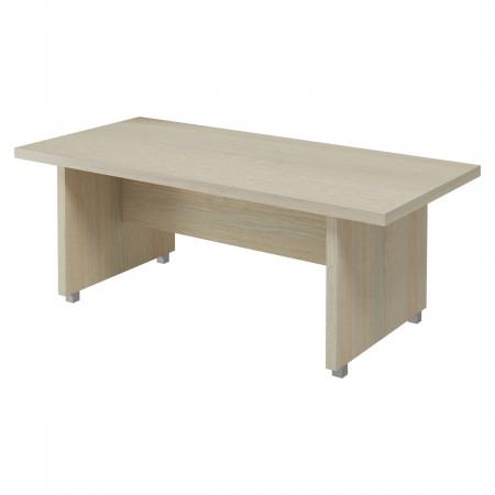 Стол для переговоров Модерн М100.18, 2100*1000*780, дуб шамони светлый