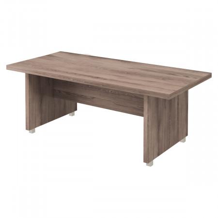 Стол для переговоров Модерн М100.19, 2100*1000*780, дуб шамони темный