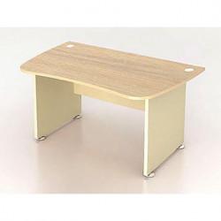 Стол письменный Модерн К21.18, 1600*800*740, дуб шамони светлый