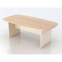 Стол для переговоров Модерн К40.18, 2100*1070*740, дуб шамони светлый